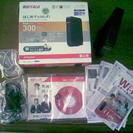 ★中古 無線LAN親機 バッファロー WHR-300HP2