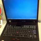 【稼働ノートパソコン】IBM ThinkPad G40 Penti...