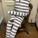 【値下げ】CRAFTHOLIC 110センチ抱き枕
