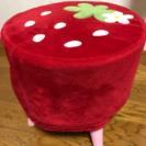 可愛い❤️いちごの椅子(マザーガーデン)