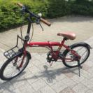 【jeep】折りたたみ自転車