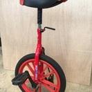 子供用一輪車(16インチ)【引取限定】