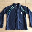ラッシュガード  130サイズ  長袖  中古  黒