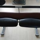 超美品のカウンター用椅子2脚セット 店舗でもご自宅でもOK!