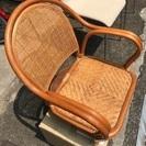 回転  座椅子  藤
