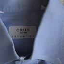 ブルー シャツ  ORIAN