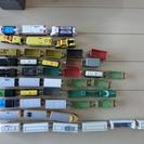 プラレール 電車いっぱい! トーマス系6種類とその他諸々45両