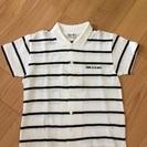 コムサデモード 半袖ポロシャツ 110