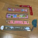 女児用定規★たまごっち★ペコちゃん★ミッキー&ミニー★シナモンロー...