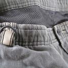 裁縫の出来る方 ショートパンツのウエストのゴムを換えてくださる方