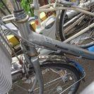電動自転車パナソニックvivi NXシルバー