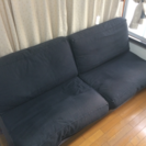 IKEA LILLBERG 3人掛けソファベッド