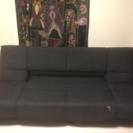 リクライニング式ソファベッド