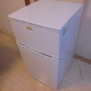 【取引終了】ノンフロン冷凍冷蔵庫 96L 2012年製の画像
