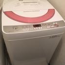 SHARPの洗濯機