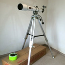 VIXEN 90M CUSTOM経緯台セット・・ 良く見える天体望遠鏡