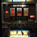 パチスロ実機 B-MAX 4号機