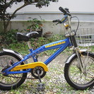 キッズ用自転車(16インチ、ハマー)