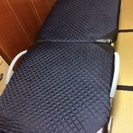2〜3回使用の折りたたみベッド