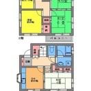 『戸越銀座』5DKの一戸建てが13万円!必見です☆ - 品川区