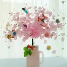 夏休み特別キッズレッスン きらきらキッズトピアリー & キャンバス...
