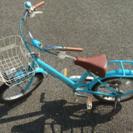 子供自転車16インチ♡水色