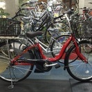 ヤマハ電動自転車 ナチュラXL26インチ リッチレッド PA26NXL