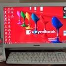 dynabook 地デジチューナー内蔵(Core i5)