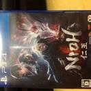 PS4 仁王 美品