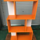 配送可能 ウッドラック 飾り棚 サイドボード シェルフ ディスプレイ