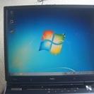 NEC ノートパソコン PC-LL700GD1Y まだまだ使用できます