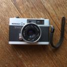 オールドカメラ KONICA C35 美品 フラッシュ付