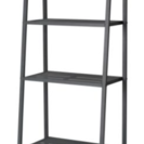 IKEA 鉄棚 シェルフユニット, ダークグレー(★相談中★)