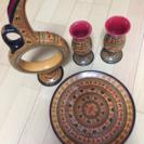トルコの伝統工芸、ワインセット