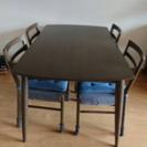 テーブル&チェア セット