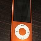 iPod nano 第5世代 16GB オレンジ