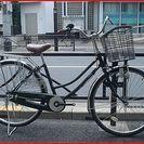 ★リサイクル(再生)自転車・中古自転車・26インチ・ママチャリ・濃...