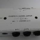 CAJ エフェクター用パワーサプライ AC/DC STATION ...