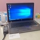 美品 hp ProBook 4740s core i5 大画面 1...