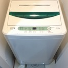 2年使用美品☆ヤマダブランドの洗濯機。一人暮らし用