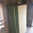 畳、襖、天袋の引き戸
