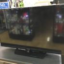 極美品 2017年製 SHARPシャープ 32型液晶テレビ AQU...