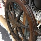 インテリア雑貨 舟のハンドル