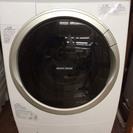 TOSHIBA  9.0kg ドラム式洗濯乾燥機 2014年式