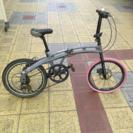 ドッペルギャンガー 自転車 折りたたみ 6速