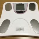 タニタ体重計‼️美品‼️