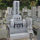お墓の状況確認画像