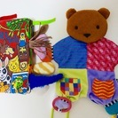 Little Jellycat 布のテイルブック& Kids Pr...