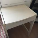 机型のドレッサー ホワイト