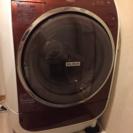 【あげます】日立ドラム式洗濯乾燥機 BD-V1